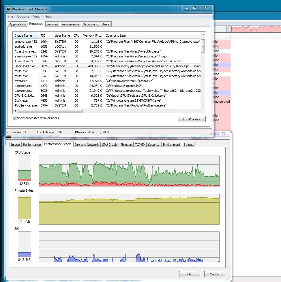 Black Ops III: 12 GB RAM and GTX 980 Ti Not Enough | TechPowerUp