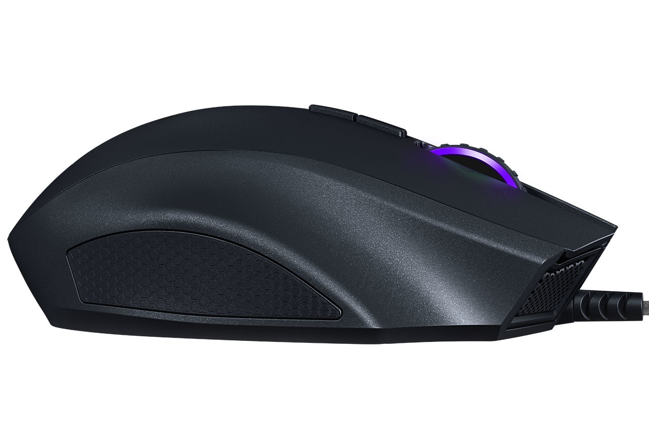 Razer Announces The New Naga Chroma Mmo Mouse