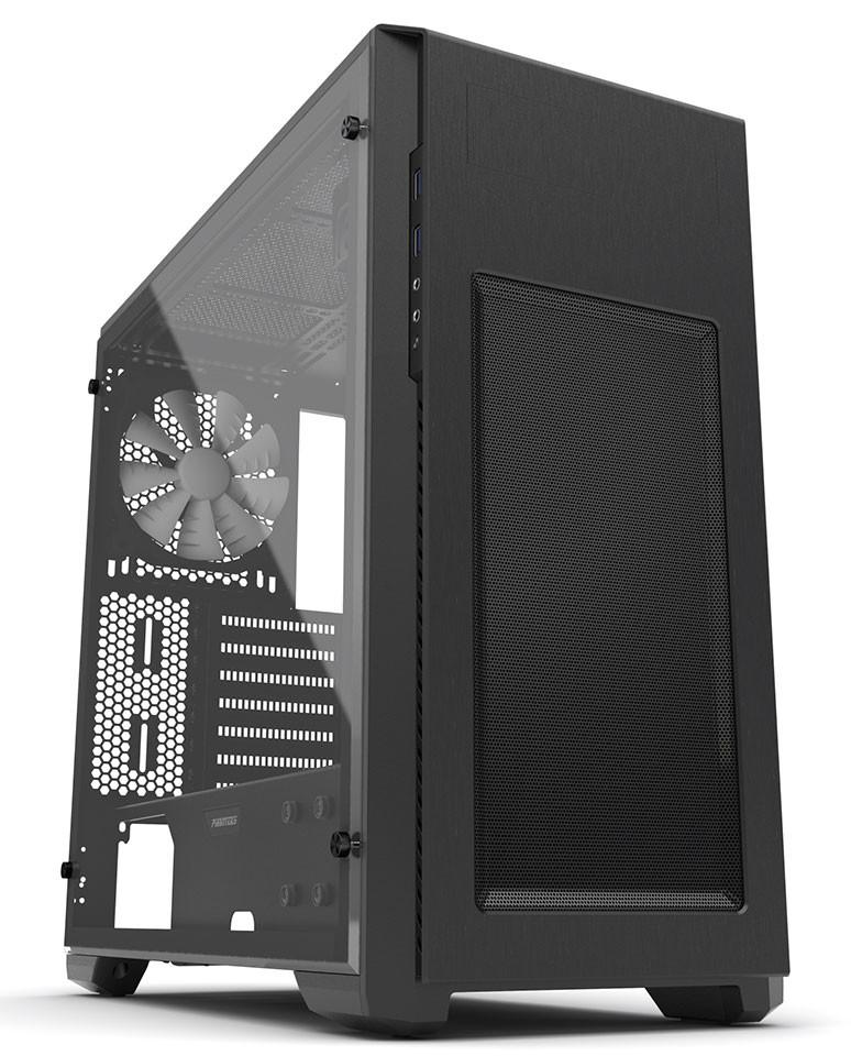 phanteks announces enthoo pro m acrylic window edition chassis techpowerup. Black Bedroom Furniture Sets. Home Design Ideas