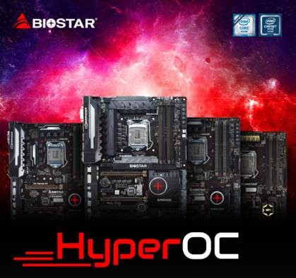 BIOSTAR HyperOC Technology for Non-K Overclocking Revealed | TechPowerUp