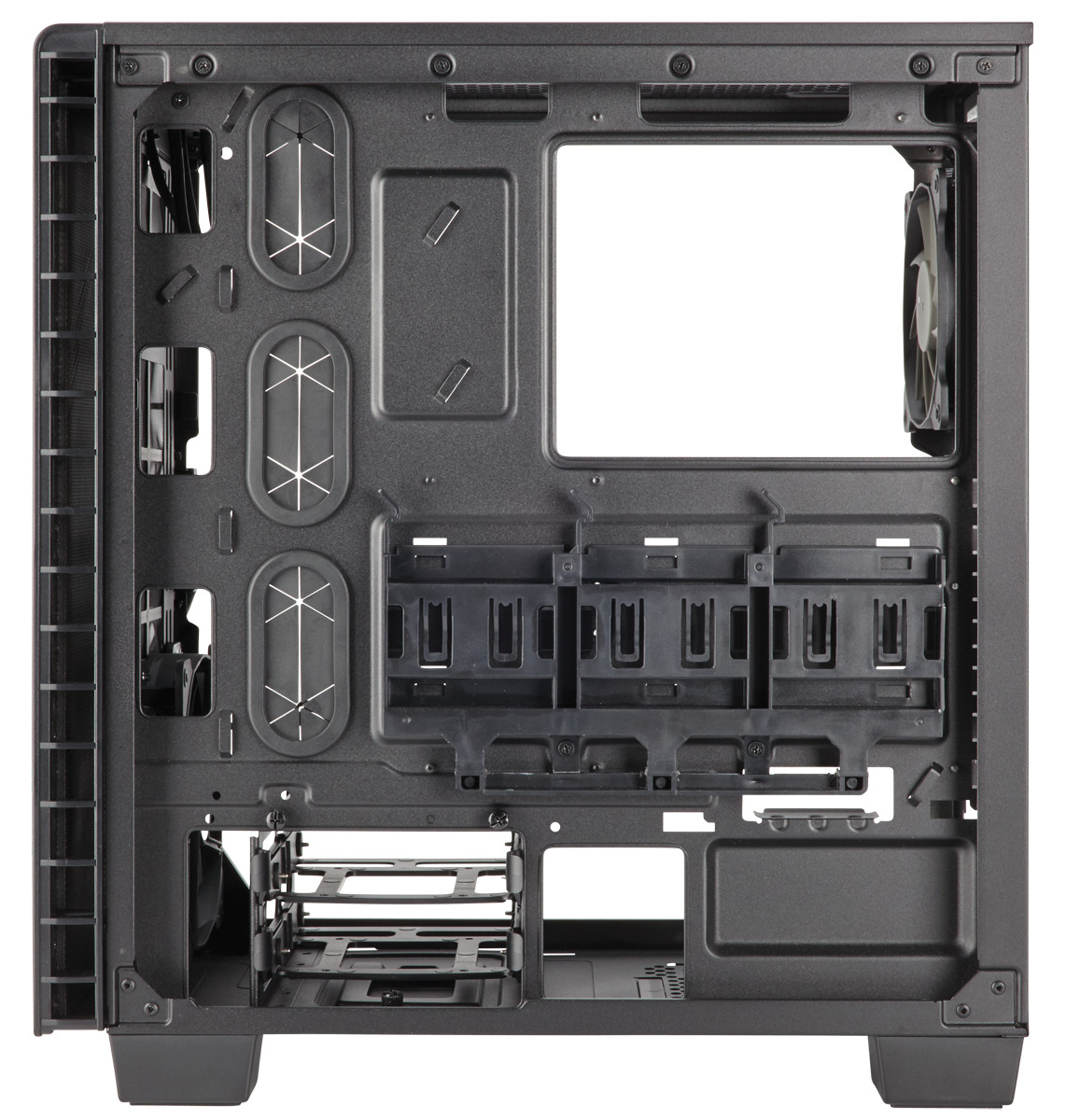 low priced 633ca ab85f Corsair Launches High-Performance Carbide 400Q and 400C PC Cases at ...