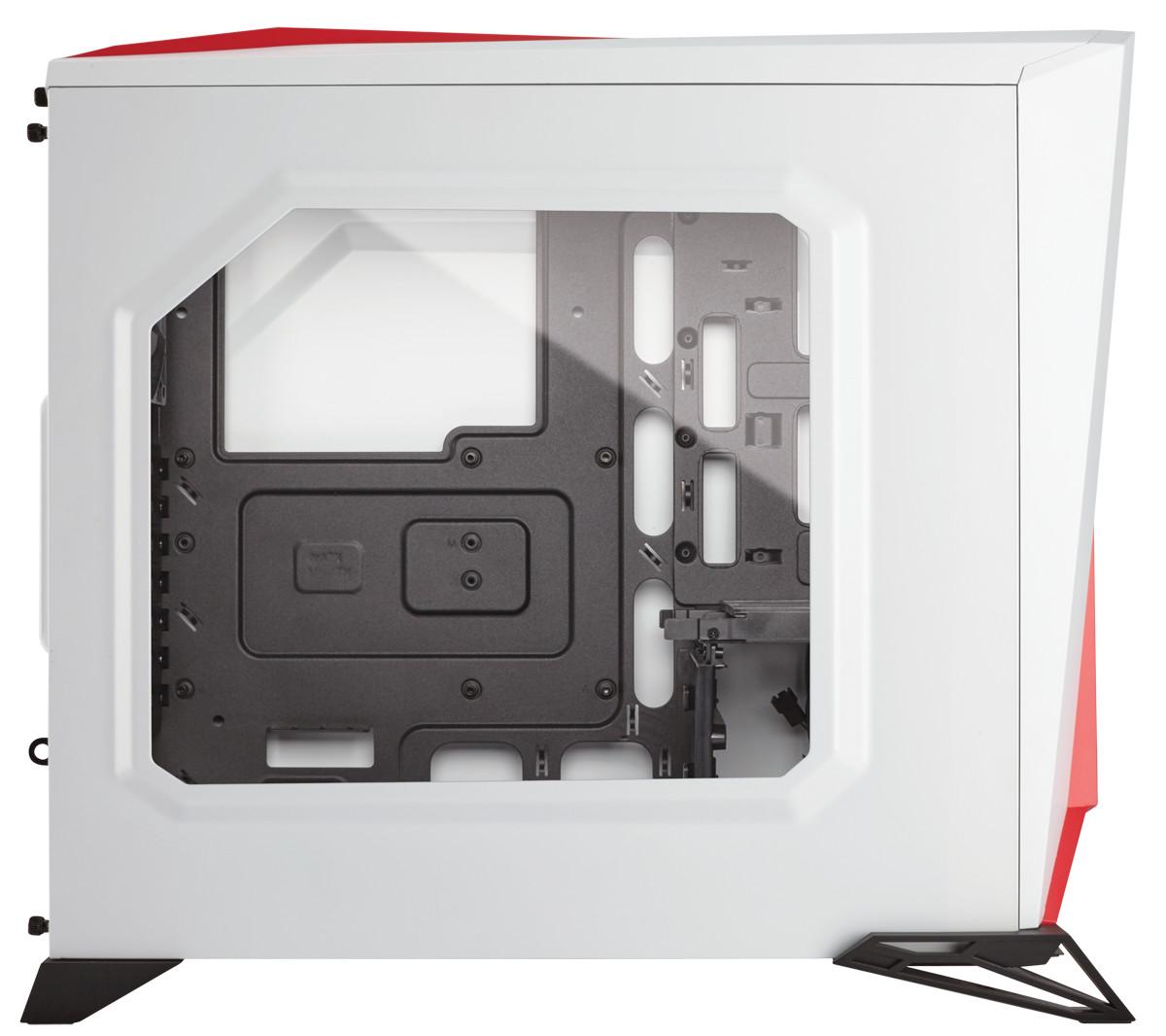 purchase cheap 2baa7 a957f Corsair Carbide SPEC-ALPHA Mid-Tower ATX Brings an Edge to PC Cases ...