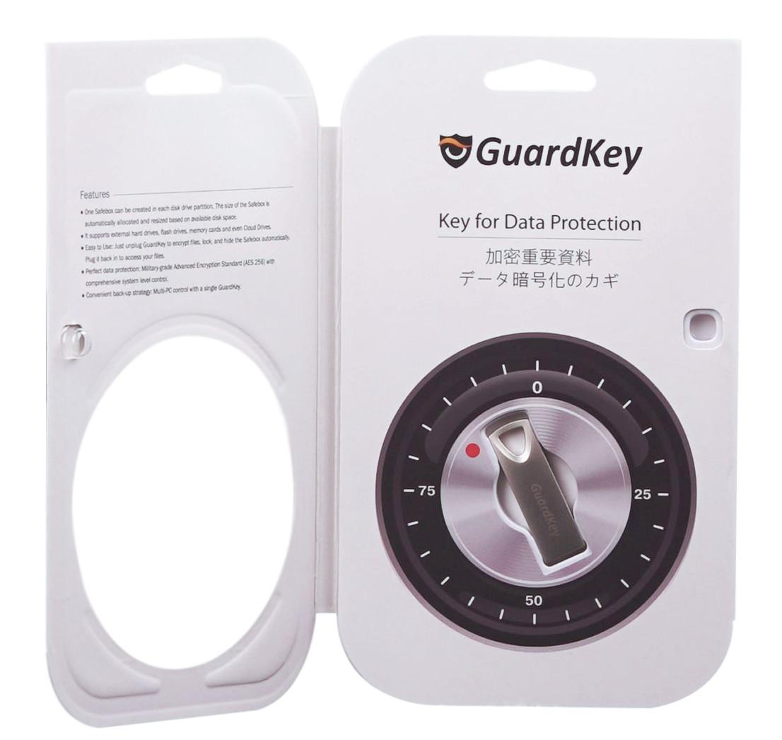 GuardKey USB Encryption Dongle Makes Military-Grade Encryption as