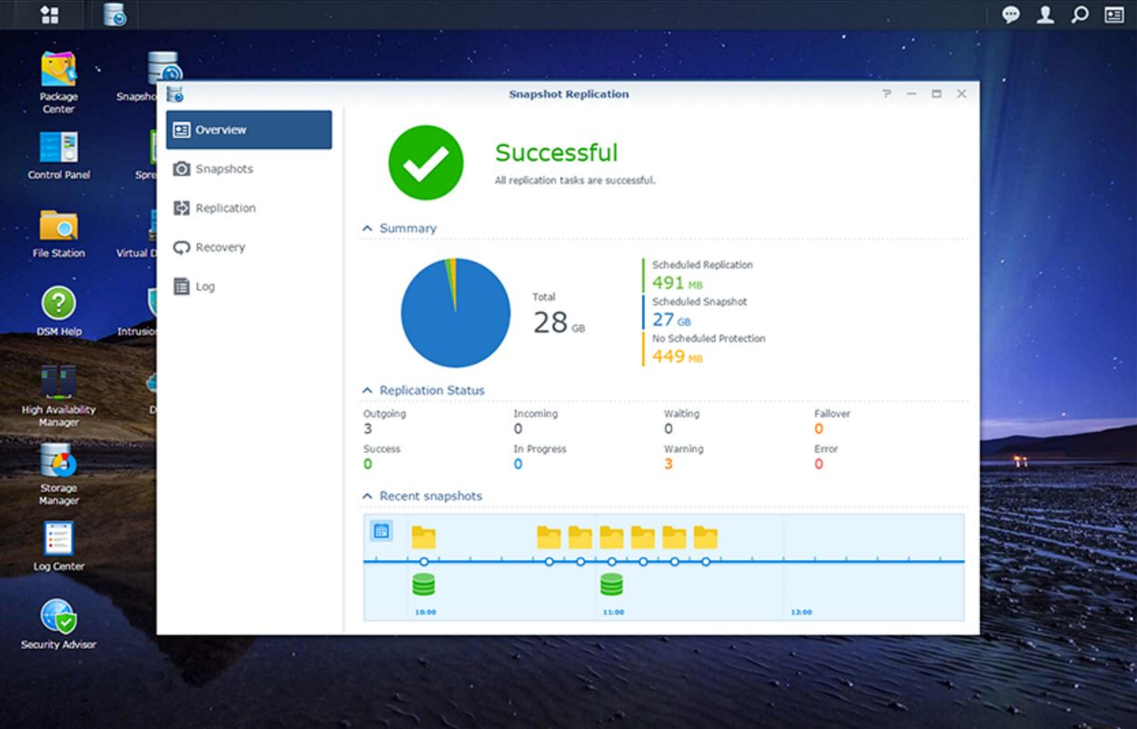 Synology Announces Official Release of DiskStation Manager