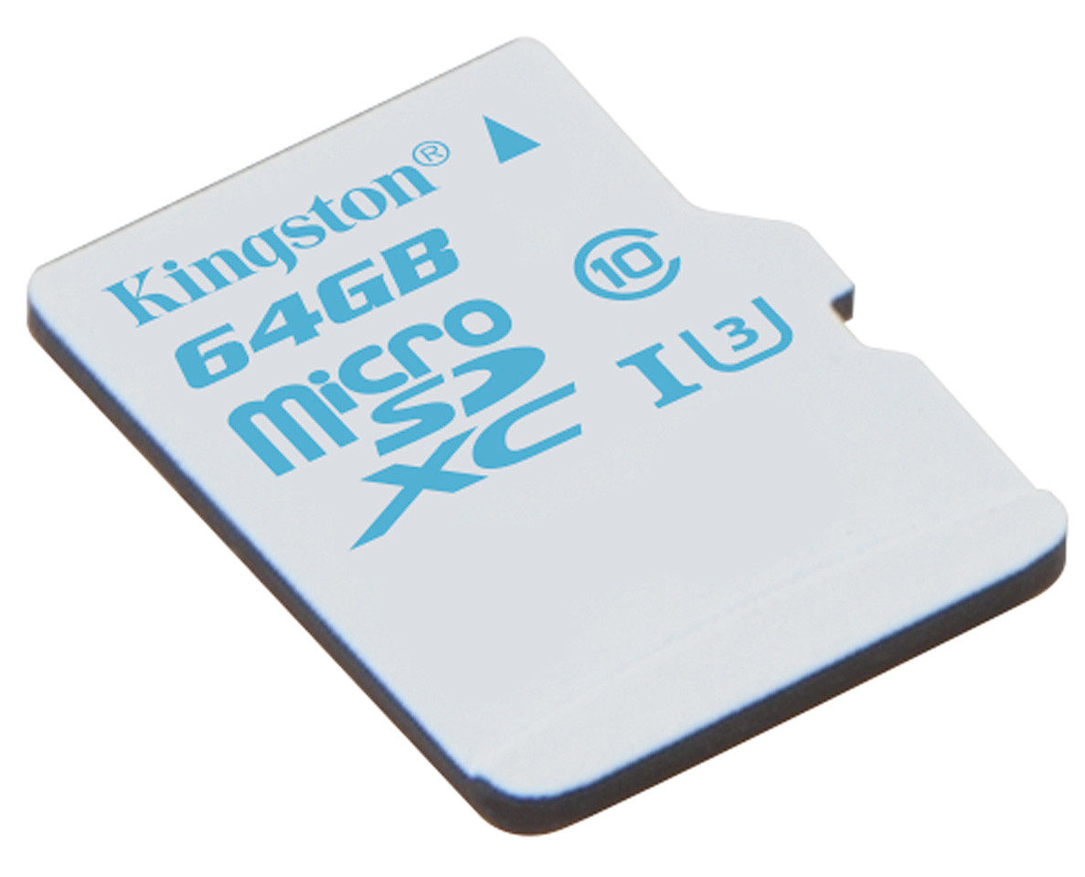 Kingston Digital Releases New microSD for Action Cameras ...