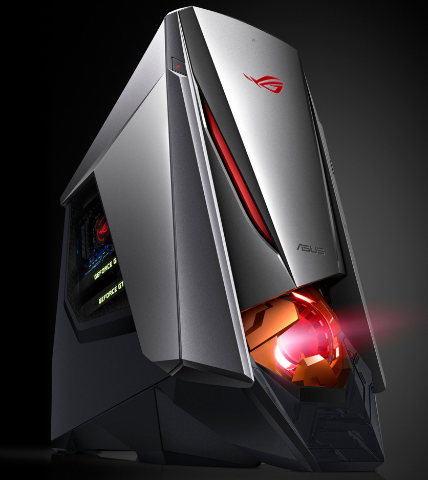 ASUS Republic of Gamers Announces the GT51CA Gaming ...