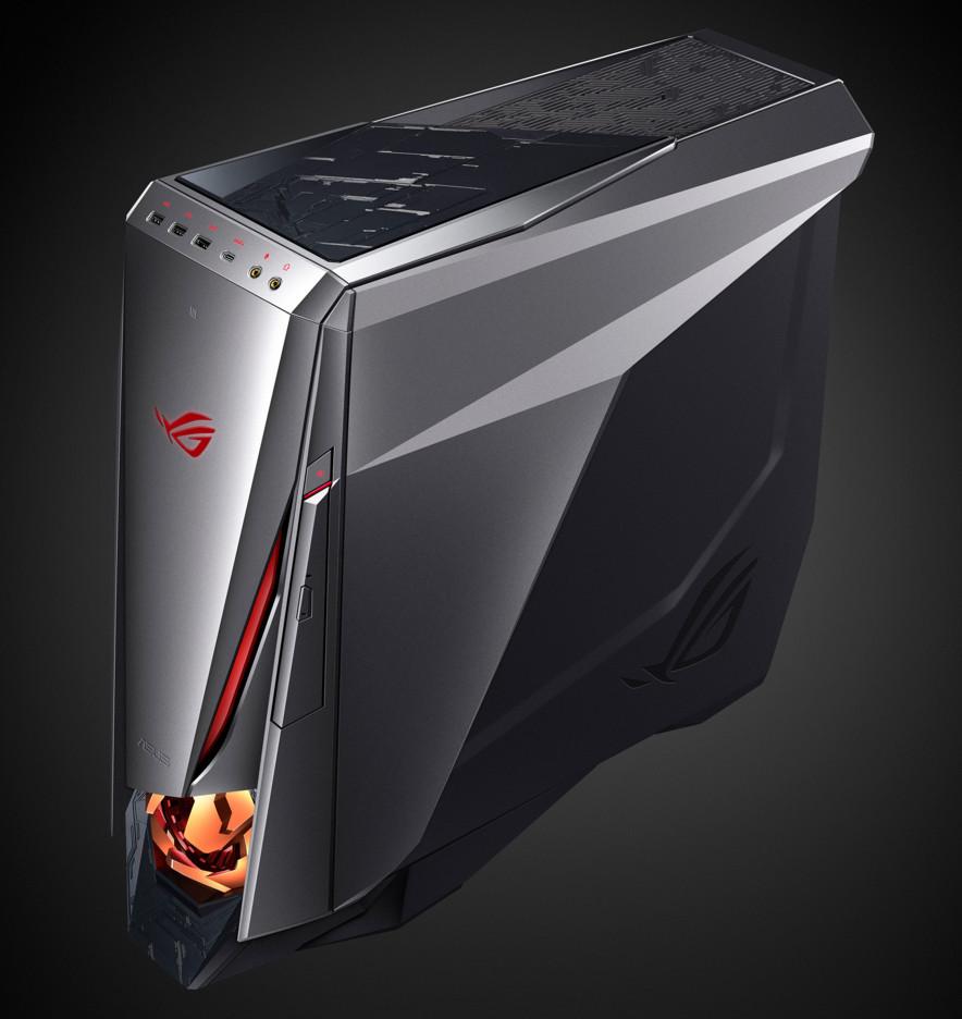 Asus Republic Of Gamers Announces The Gt51ca Gaming