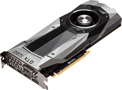 NVIDIA GeForce GTX 1080 Does Away with D-Sub (VGA) Support
