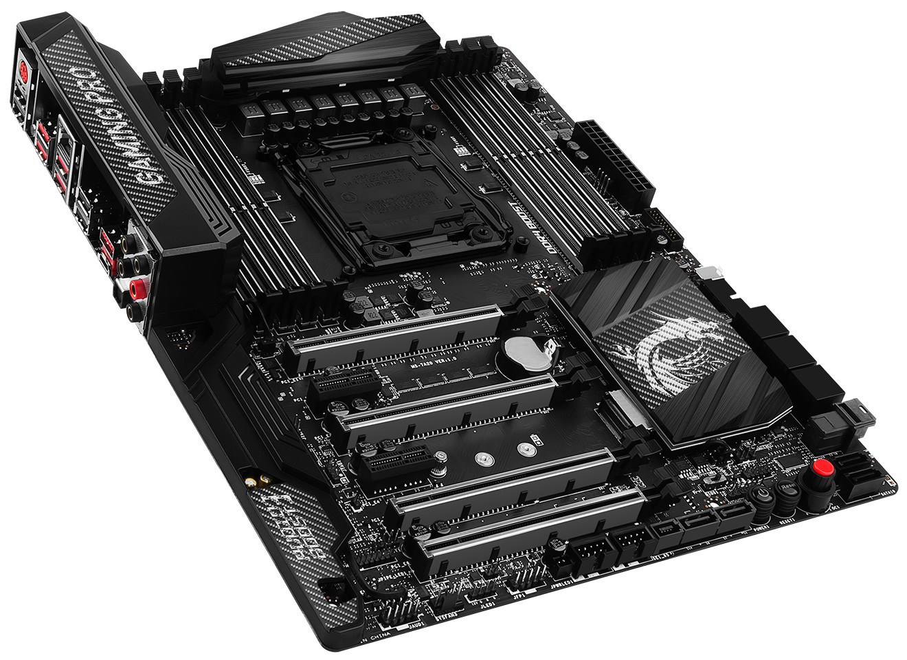 Msi Z270 Gaming Pro Carbon Hd Wallpaper: MSI Announces The X99A GAMING Pro Carbon Motherboard