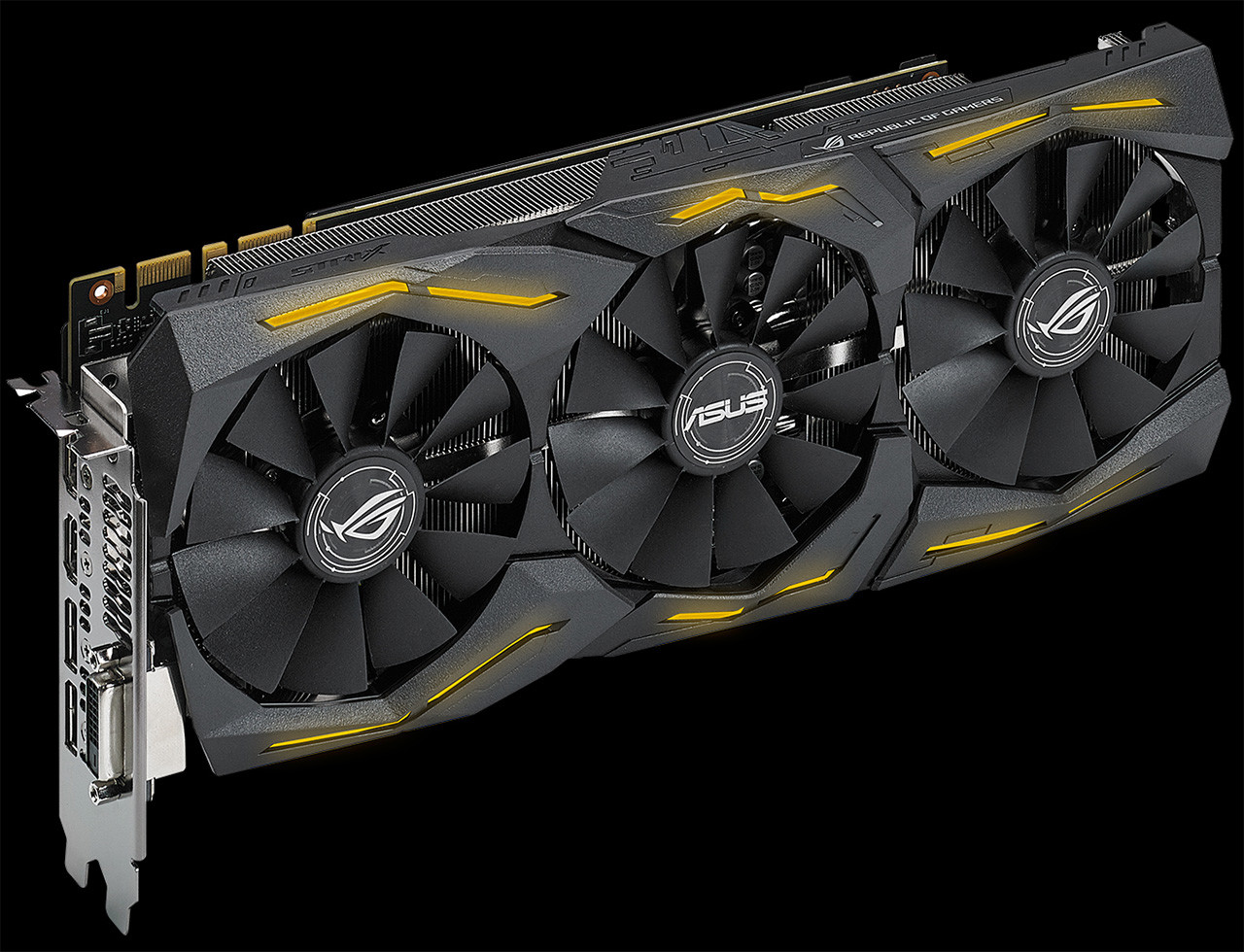 ASUS Announces the ROG STRIX GeForce GTX 1080 | TechPowerUp