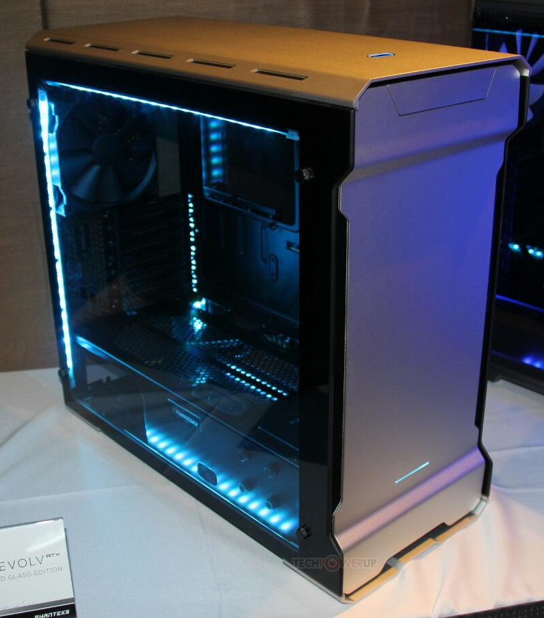 Enthoo Evolv Tempered Glass Replacament Panel