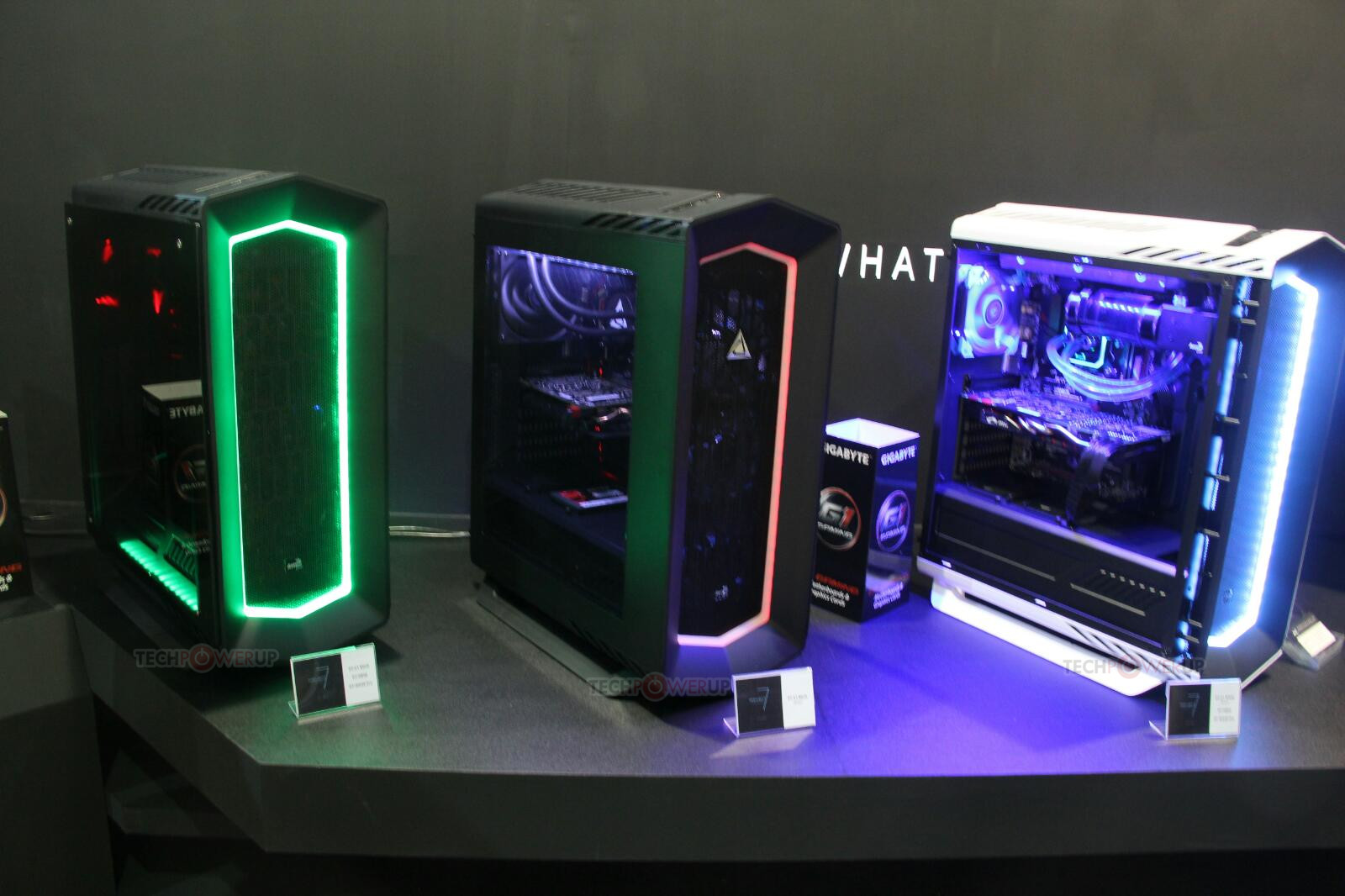 Aerocool Also Intros The P7 C1 Line Of Cases Techpowerup