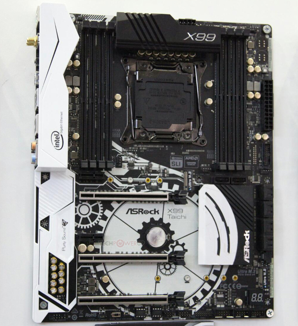 DRIVERS FOR ASROCK X99 TAICHI