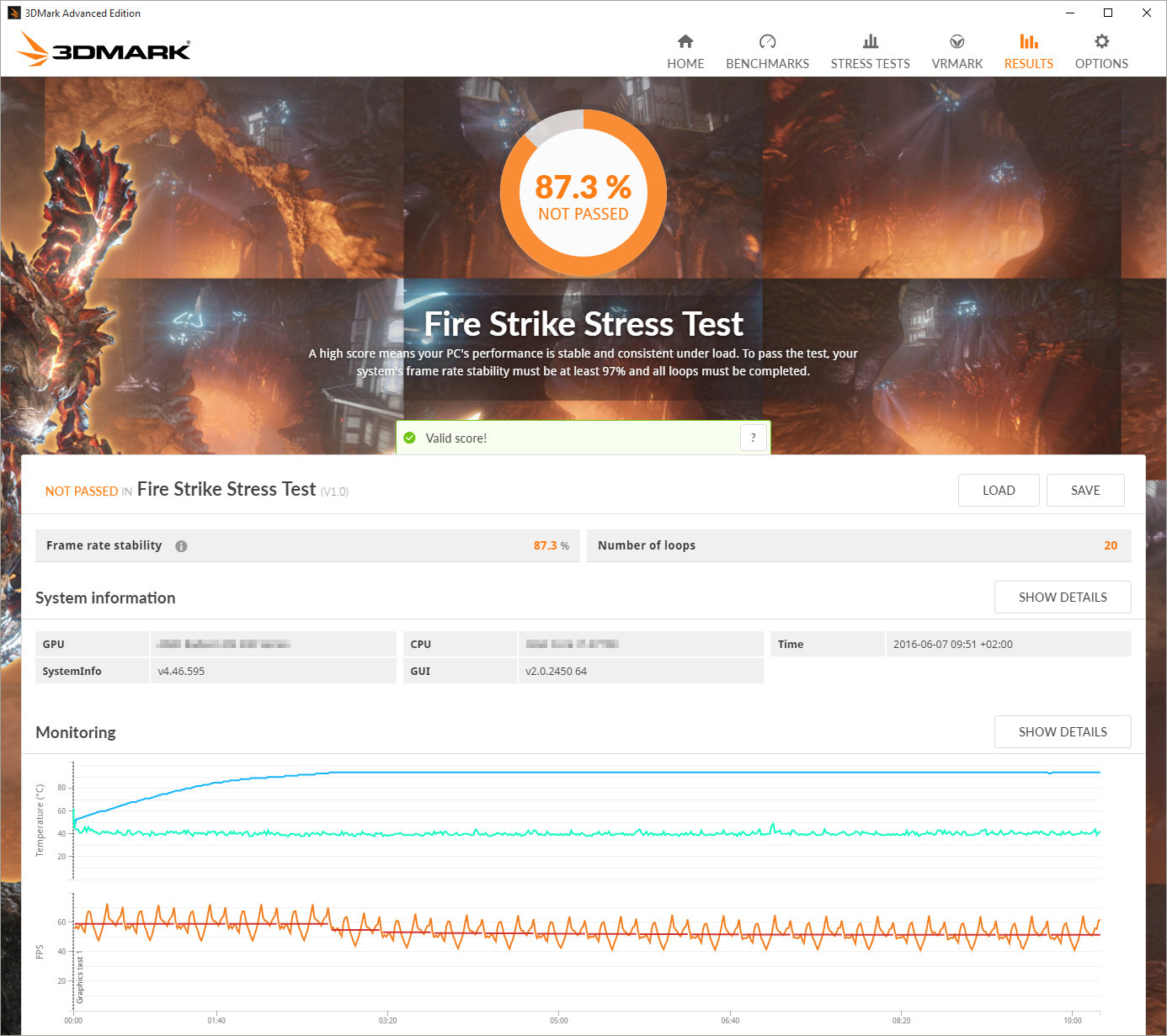 Stress Test Your Computer: Futuremark Releases 3DMark Stress Tests