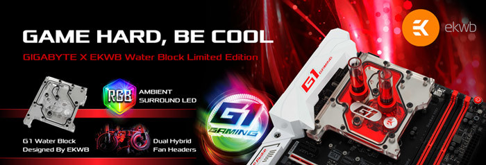 GIGABYTE Announces X99 and Z170 Limited Edition Motherboards