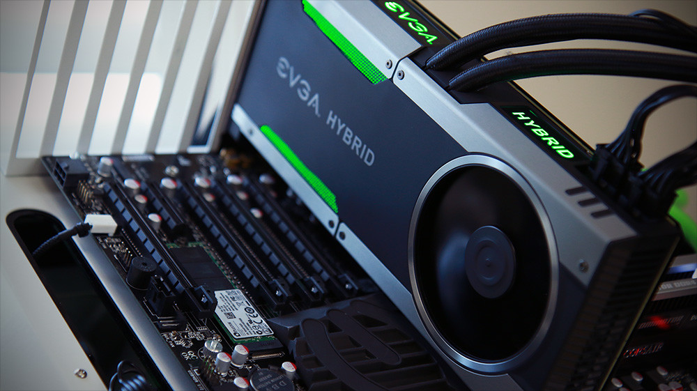 EVGA Teases the GeForce GTX 1080 Hybrid | TechPowerUp