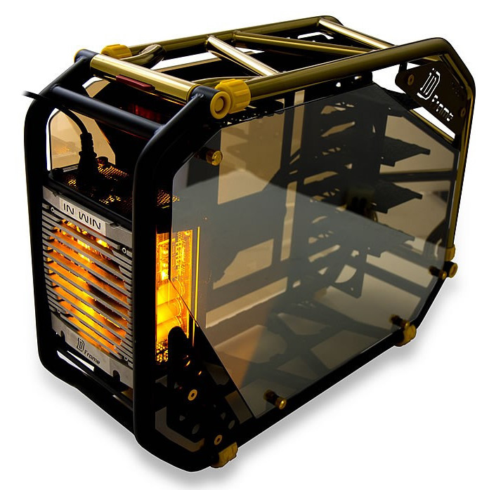 In Win Unveils the D-Frame 2.0 Chassis | TechPowerUp Forums