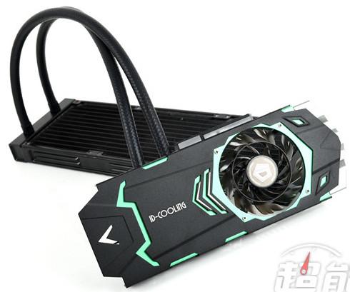 ID-Cooling Announces the Icekimo 360 AIO VGA Liquid Cooler