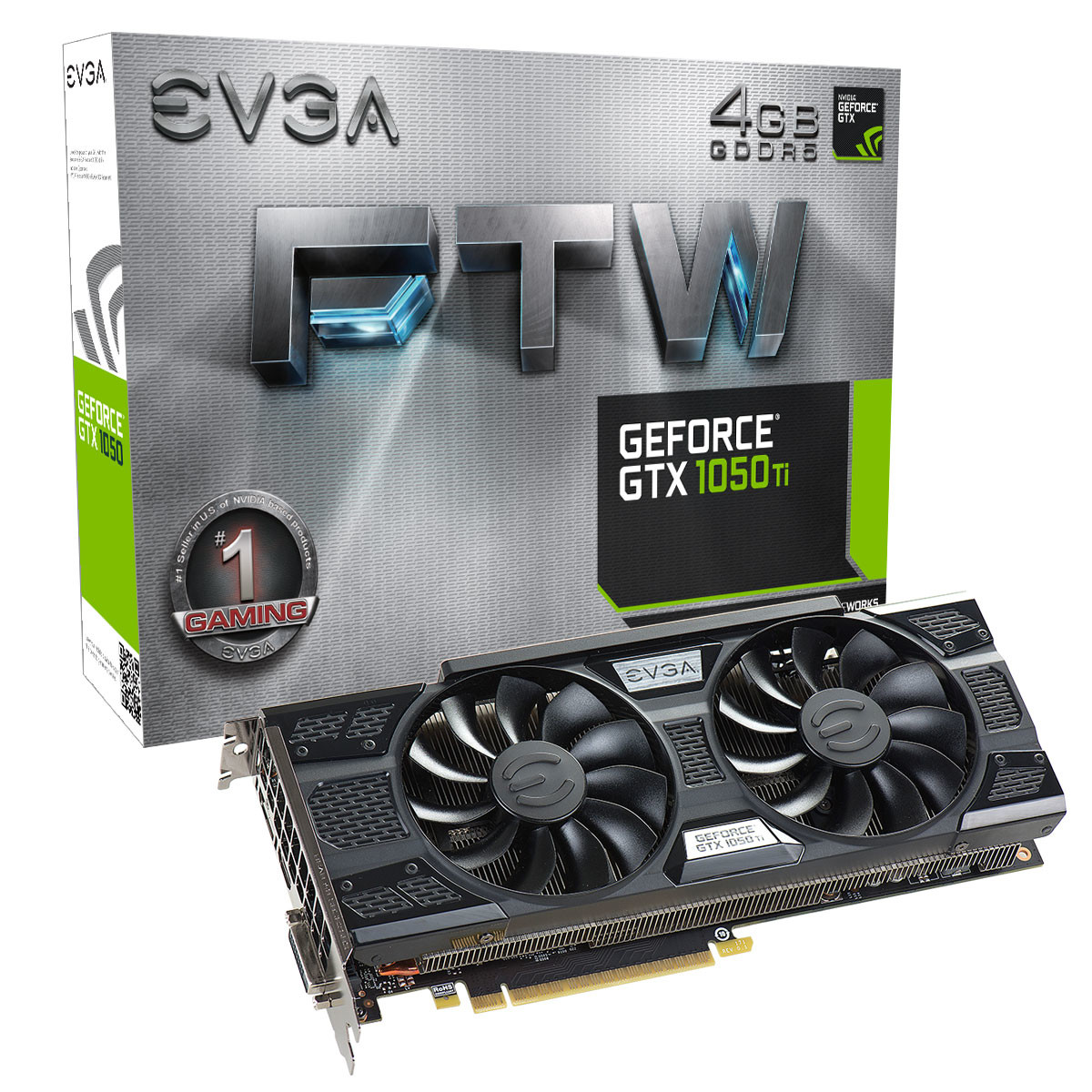 Nvidia GTX 1050 / GTX 1050Ti