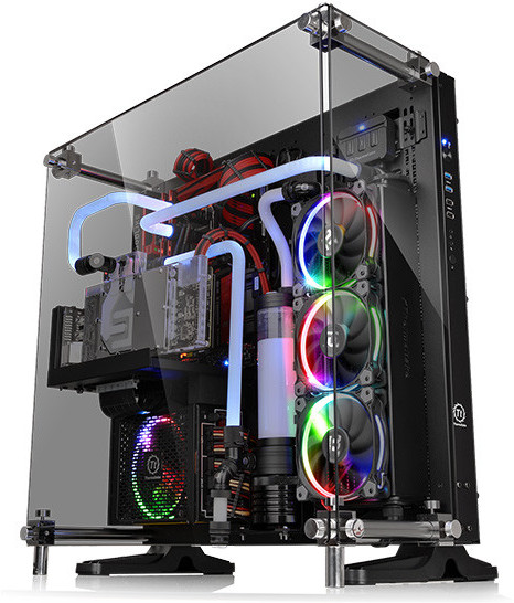 Thermaltake Announces The Core P5 Tempered Glass Edition