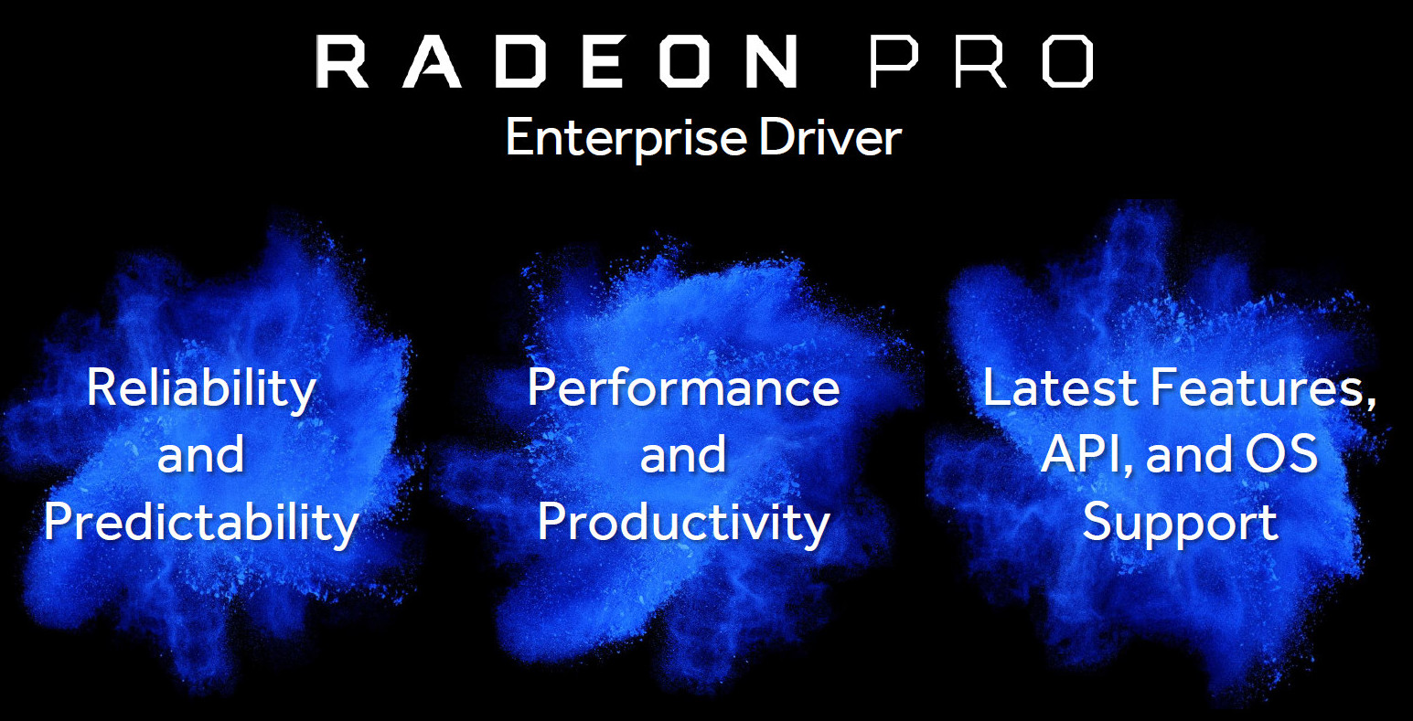 AMD Also Announces Radeon PRO Software Initiative | TechPowerUp
