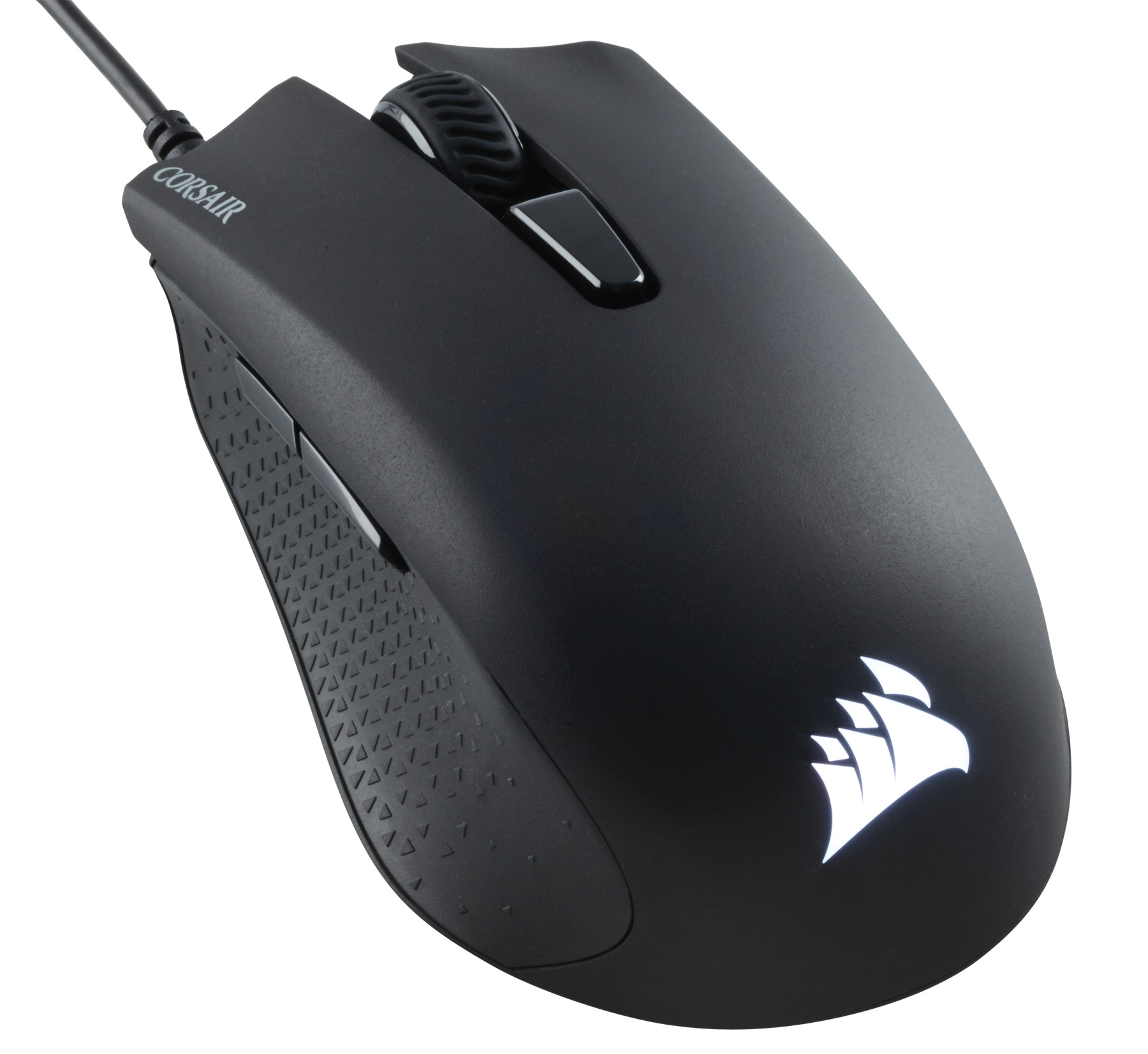 CORSAIR Launches New HARPOON RGB Gaming Mouse and K55 RGB