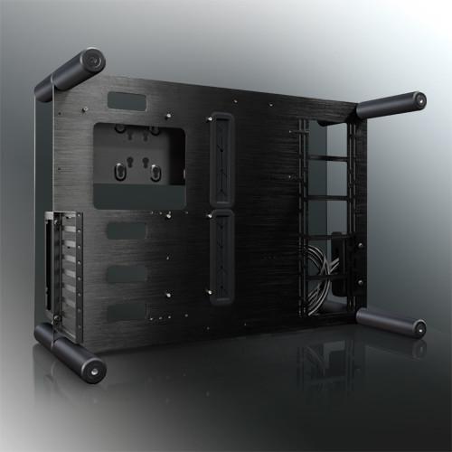 Raijintek Intros The Paean Tempered Glass Dual Compartment