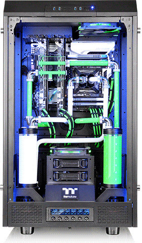 Thermaltake Releases The Tower 900 E Atx Pc Chassis