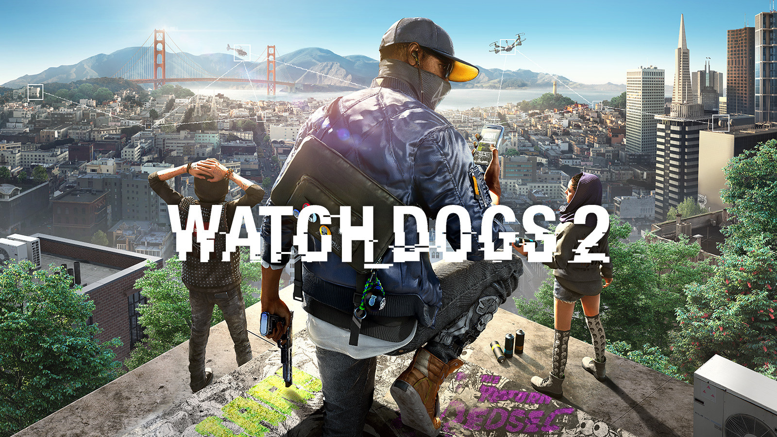 Watch Dogs 2 Uses EasyAntiCheat - Monitors Systems
