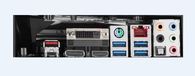 ASUS ROG STRIX Z270F Gaming Motherboard Details Surface