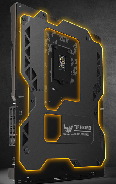 ASUS TUF Z270 MARK 1 Motherboard Detailed - Armored and Tough
