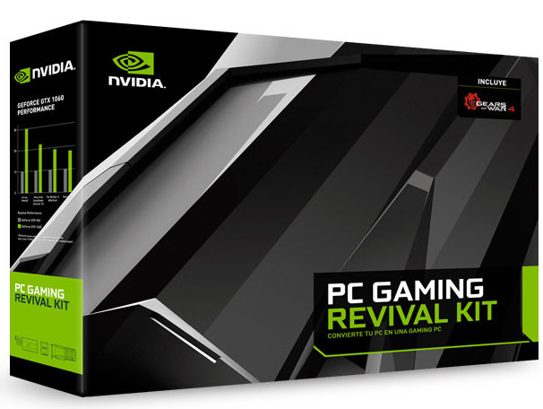 NVIDIA PC Gaming Revival Kit Detailed | TechPowerUp