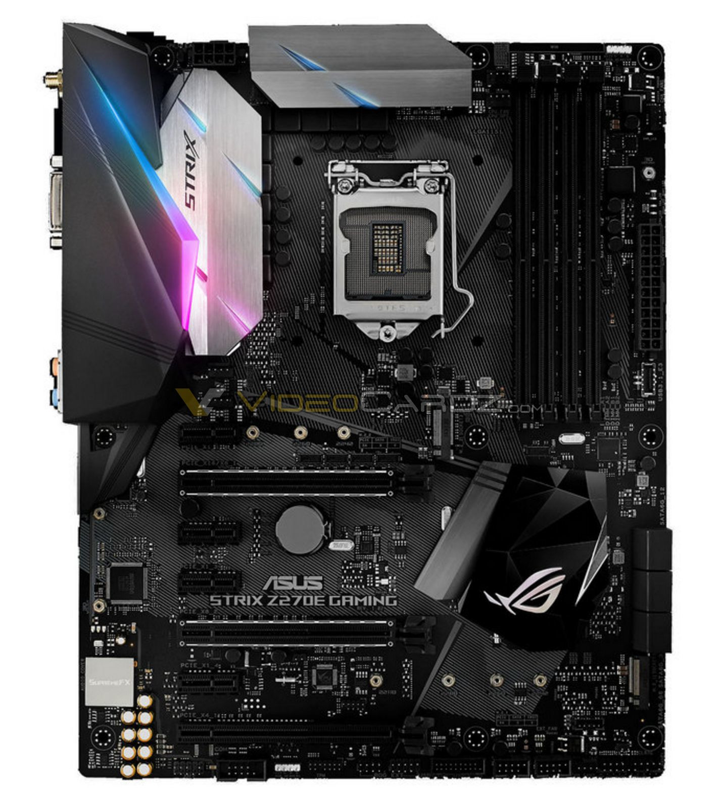 ASUS Intros Four Z270 STRIX Series Motherboards | TechPowerUp