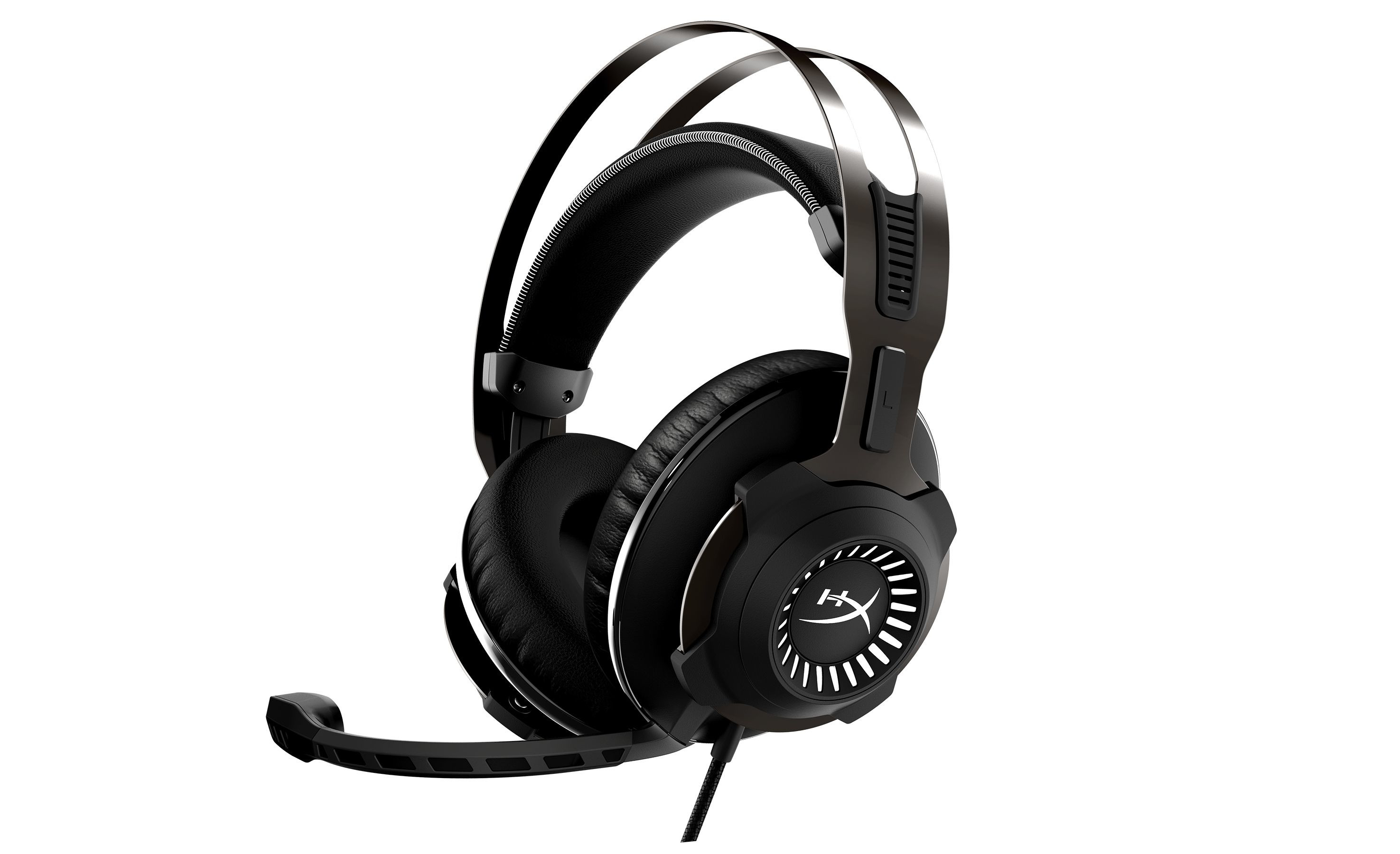 Kind of lining can you expect on the kingston hyperx cloud ii headset - Hyperx Announces The New Cloud Revolver S 7 1 Flagship Headphones