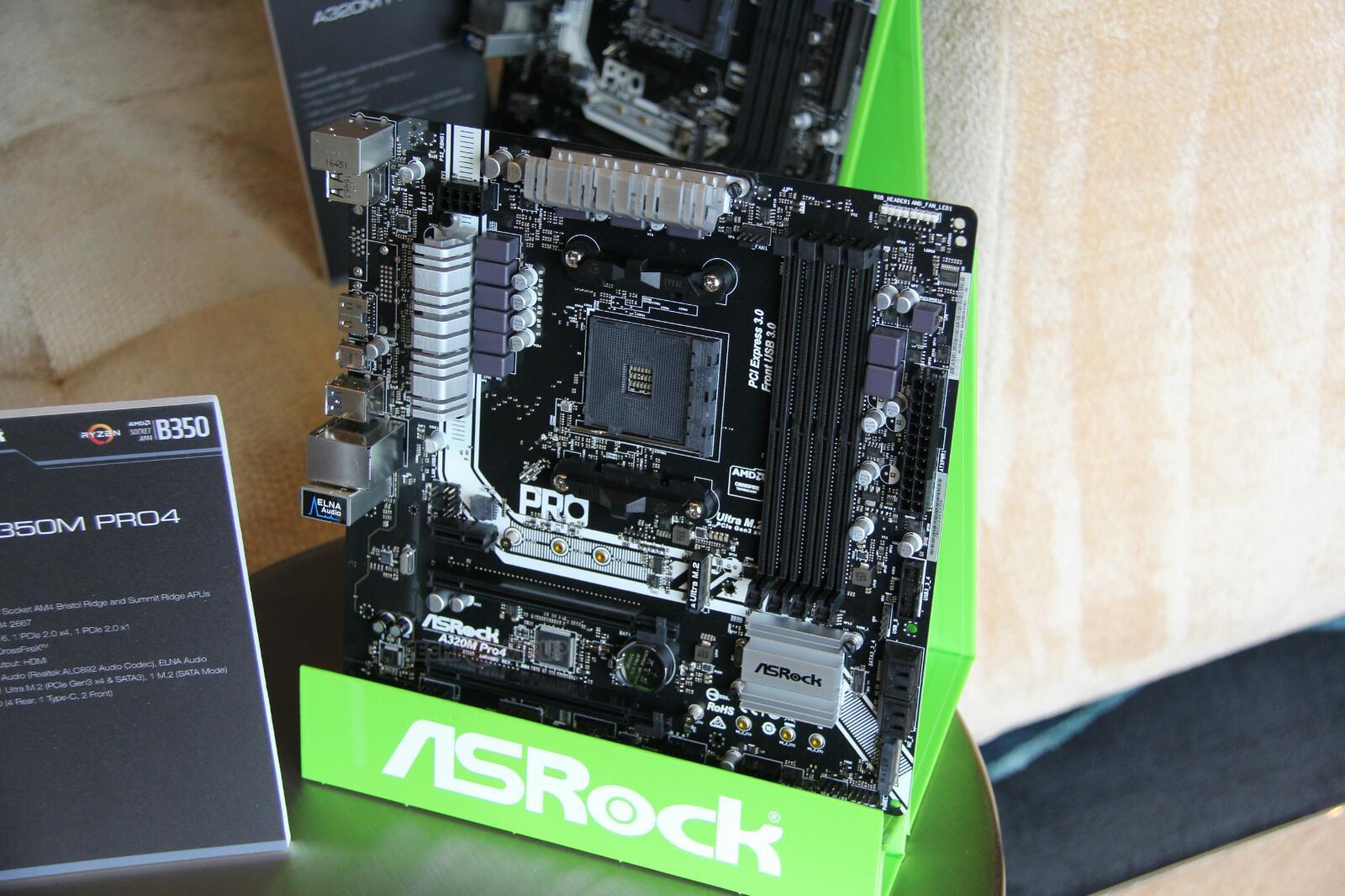 ASRock Socket AM4 Motherboard Lineup Detailed | TechPowerUp