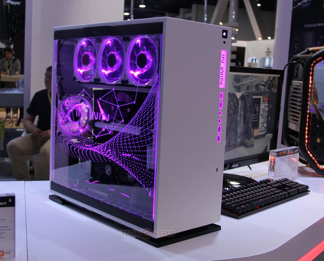 In Win Shows Off The 303 Type C Chassis Evga Forums