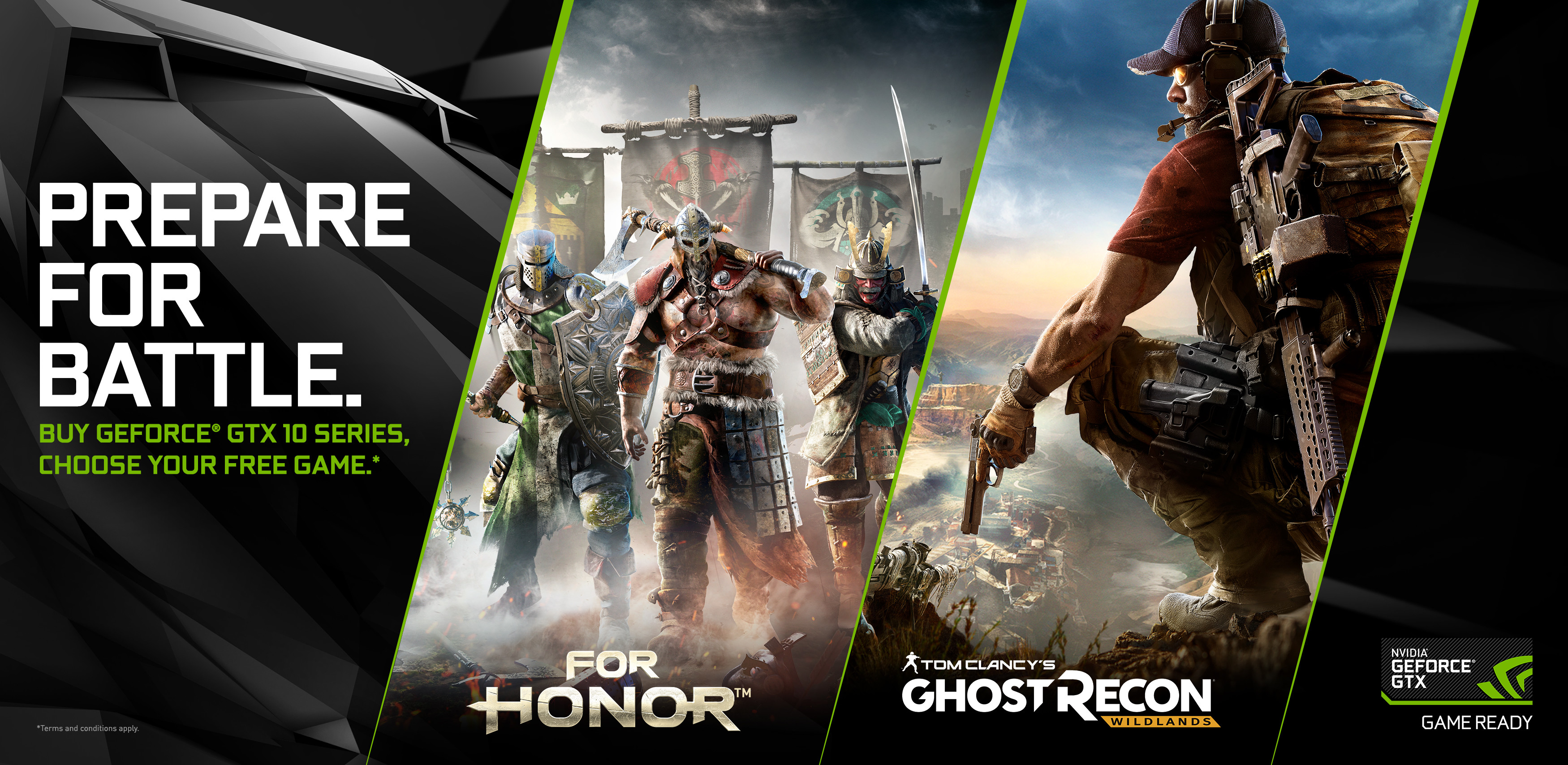 NVIDIA Announces New Game Bundle, Requires GeForce Experience to
