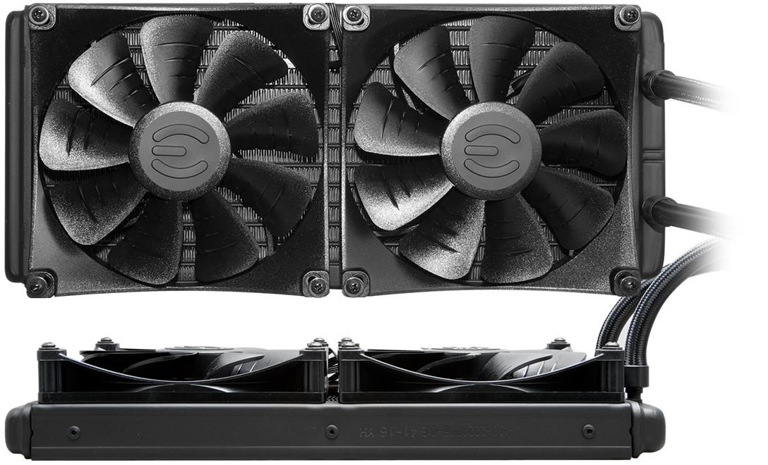 EVGA Announces the CLC 120/280 Liquid Coolers   TechPowerUp