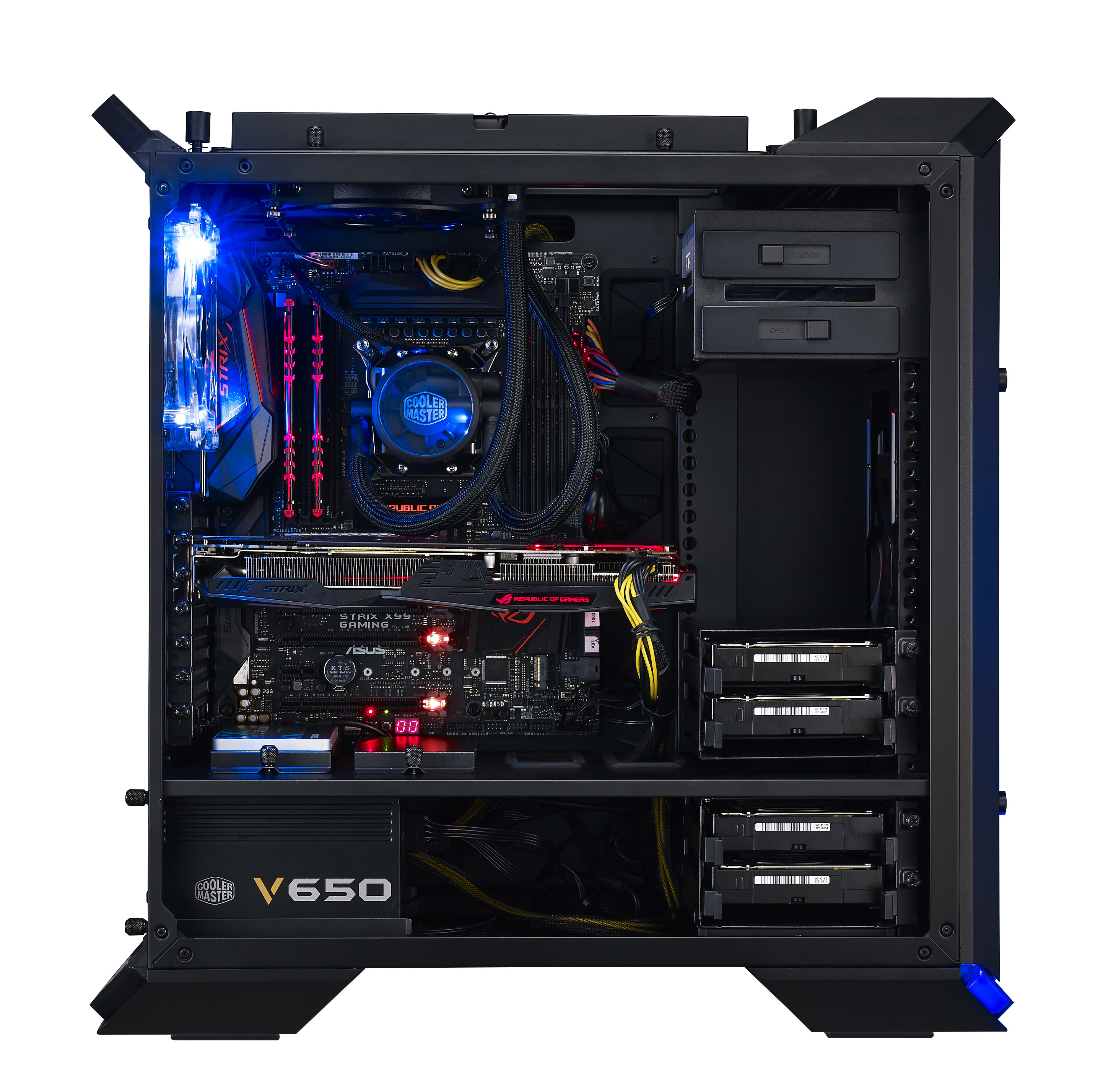 Cooler Master Announces The Mastercase Pro 6 Chassis