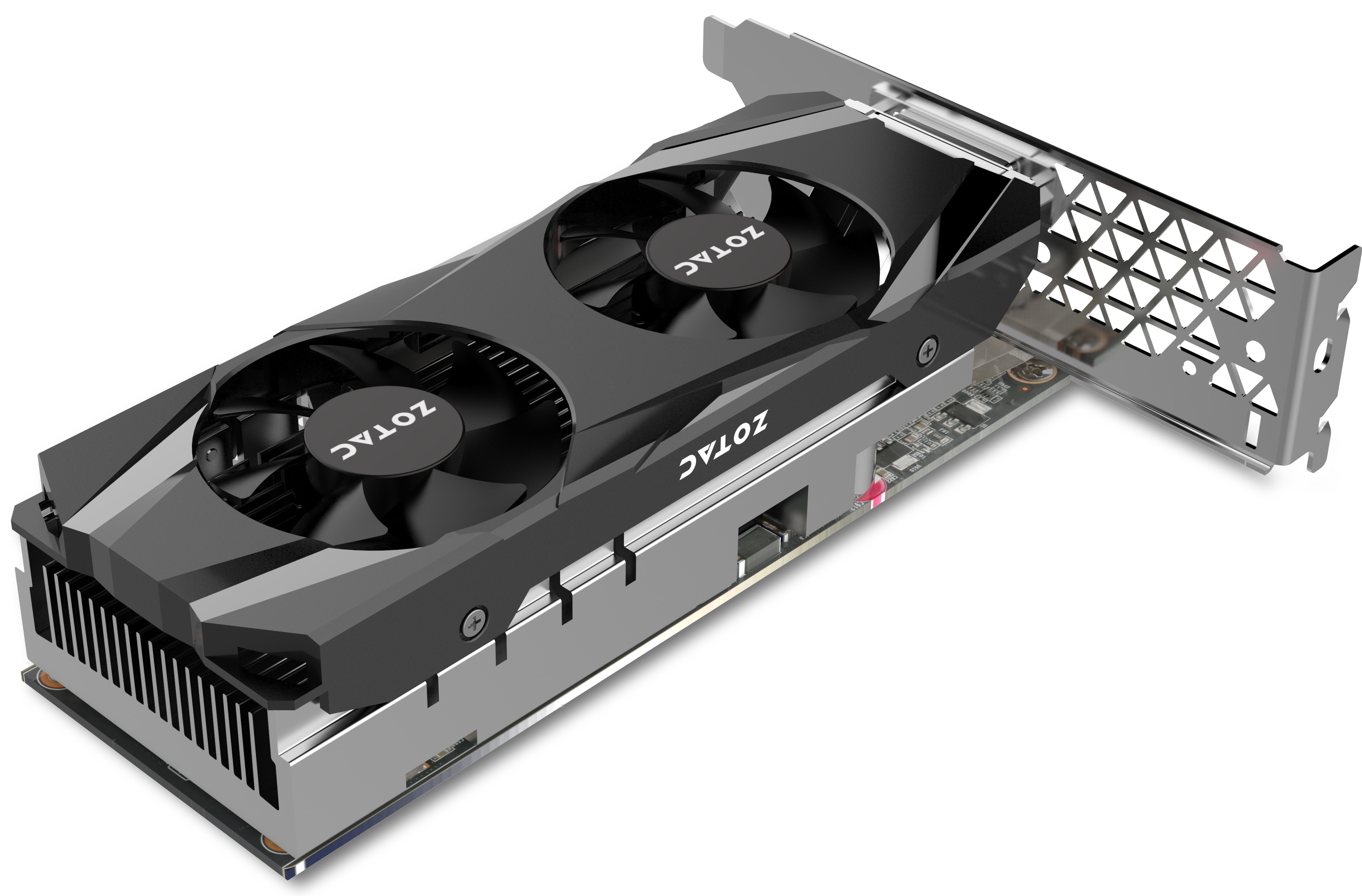 ZOTAC Intros Low-profile GeForce GTX 1050 Ti and GTX 1050 ...