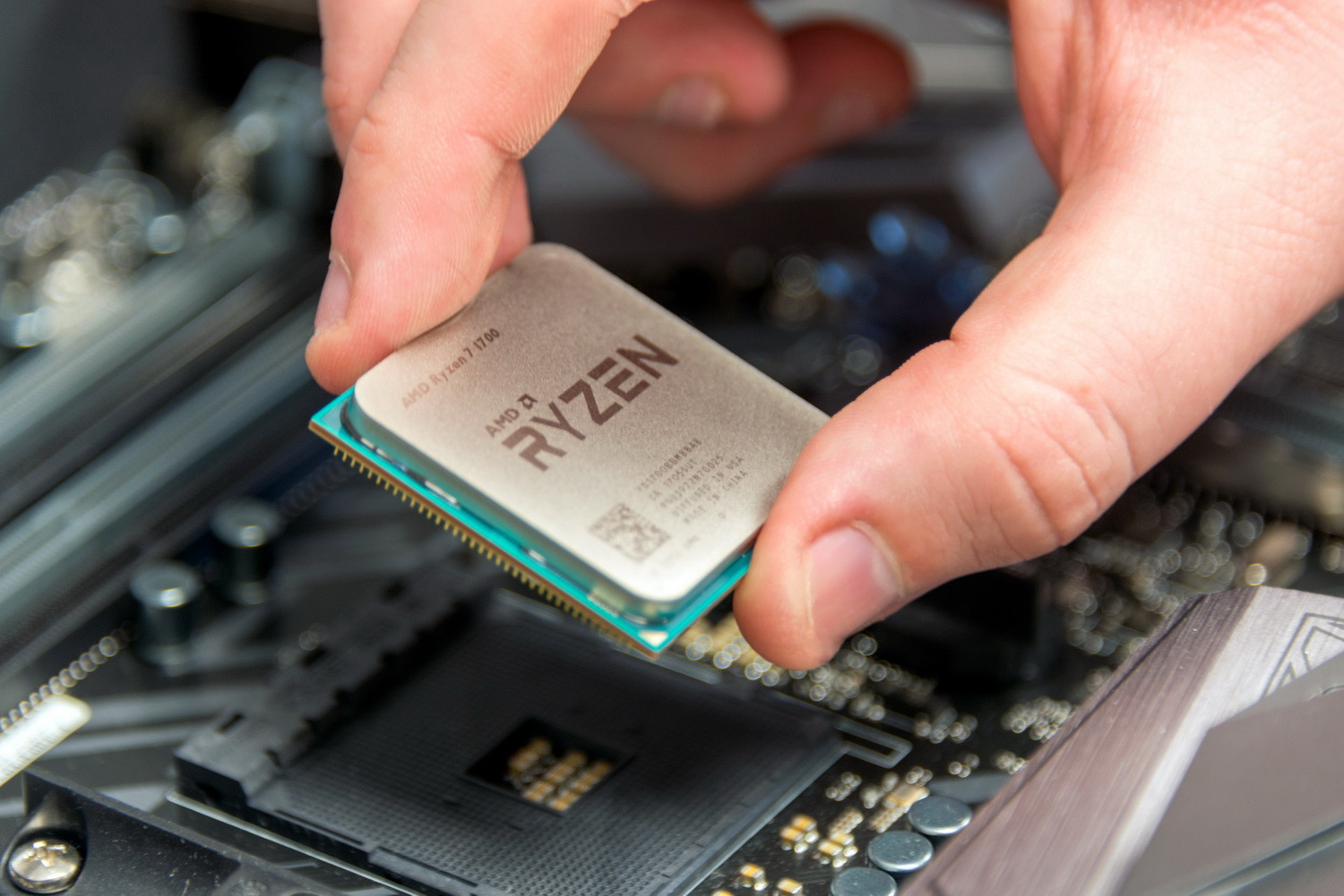 AMD Shares Details on Ryzen DDR4 Memory Support and Upcoming AM4