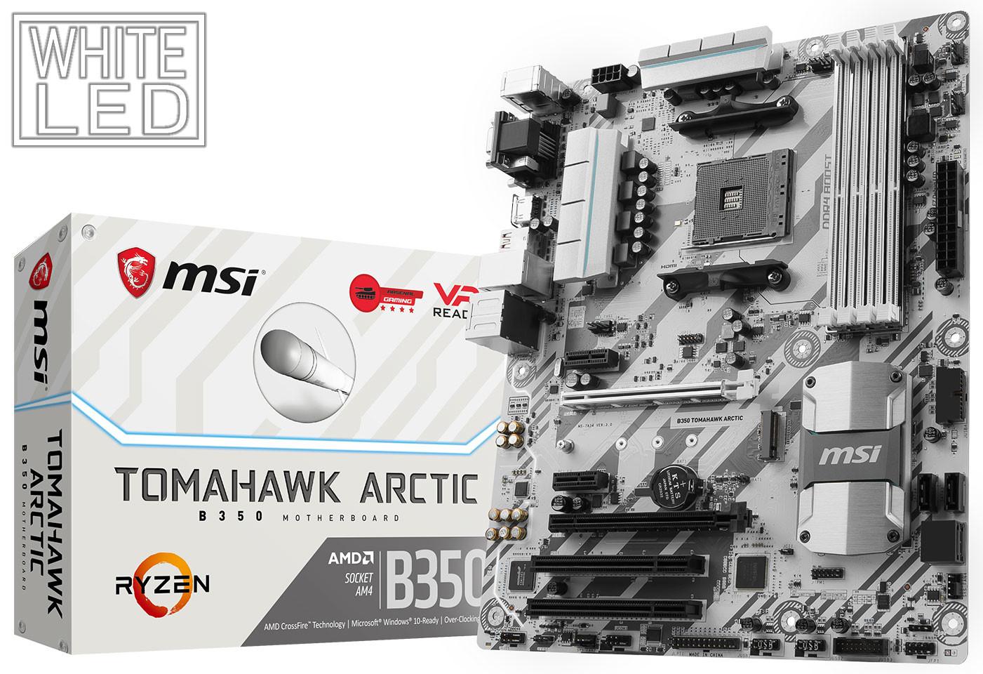 msi b350 tomahawk am4 drivers