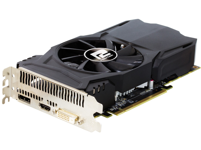 PowerColor Announces the Radeon RX 550 RedDragon | TechPowerUp