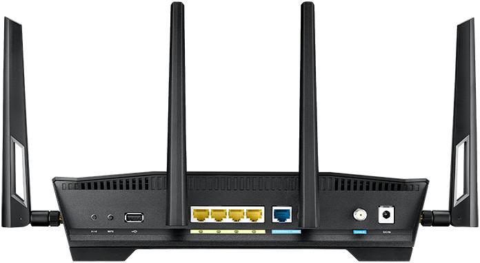 Asus Launches Cm 32 Ac2600 Cable Modem Router Techpowerup