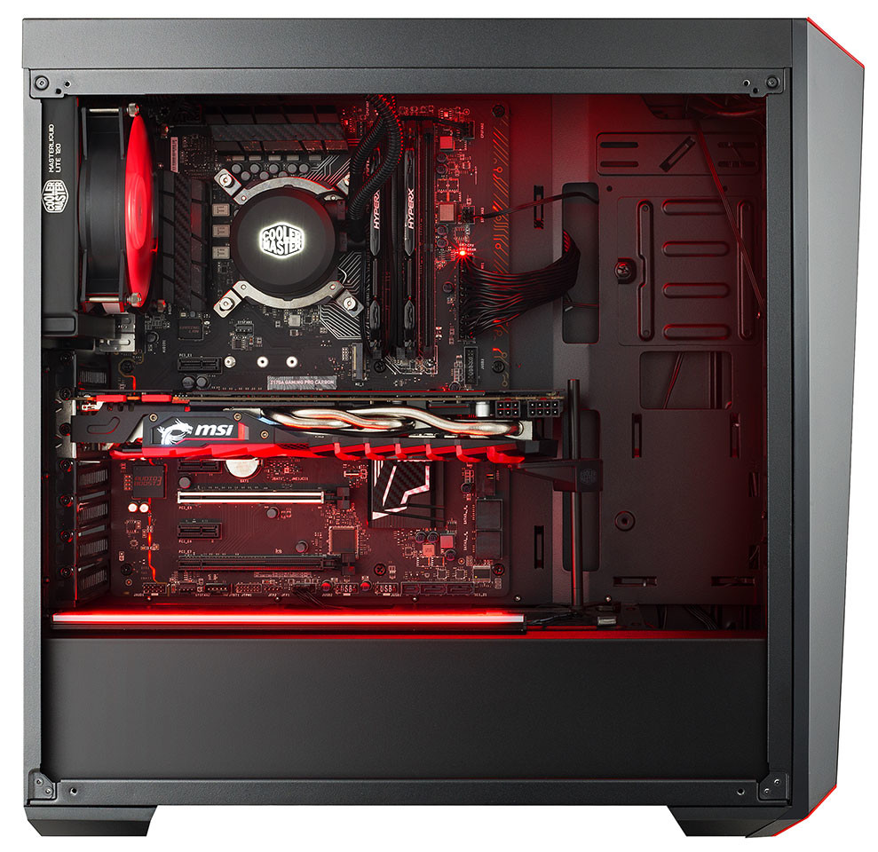 Cooler Master Announces The Masterbox Lite 5 Chassis