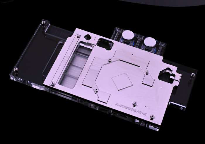 BYKSKI Announces Sapphire RX 580 NITRO+ Water Blocks