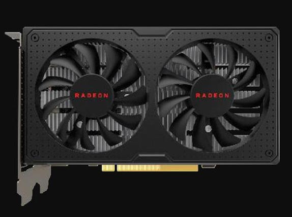 AMD Intros the Radeon RX 560 Graphics Card   TechPowerUp