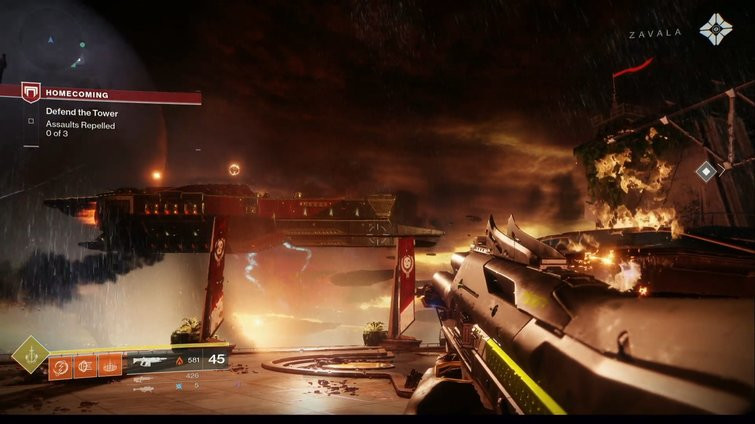 bungie s destiny 2 to offer 4k 21 9 uncapped framerate support on