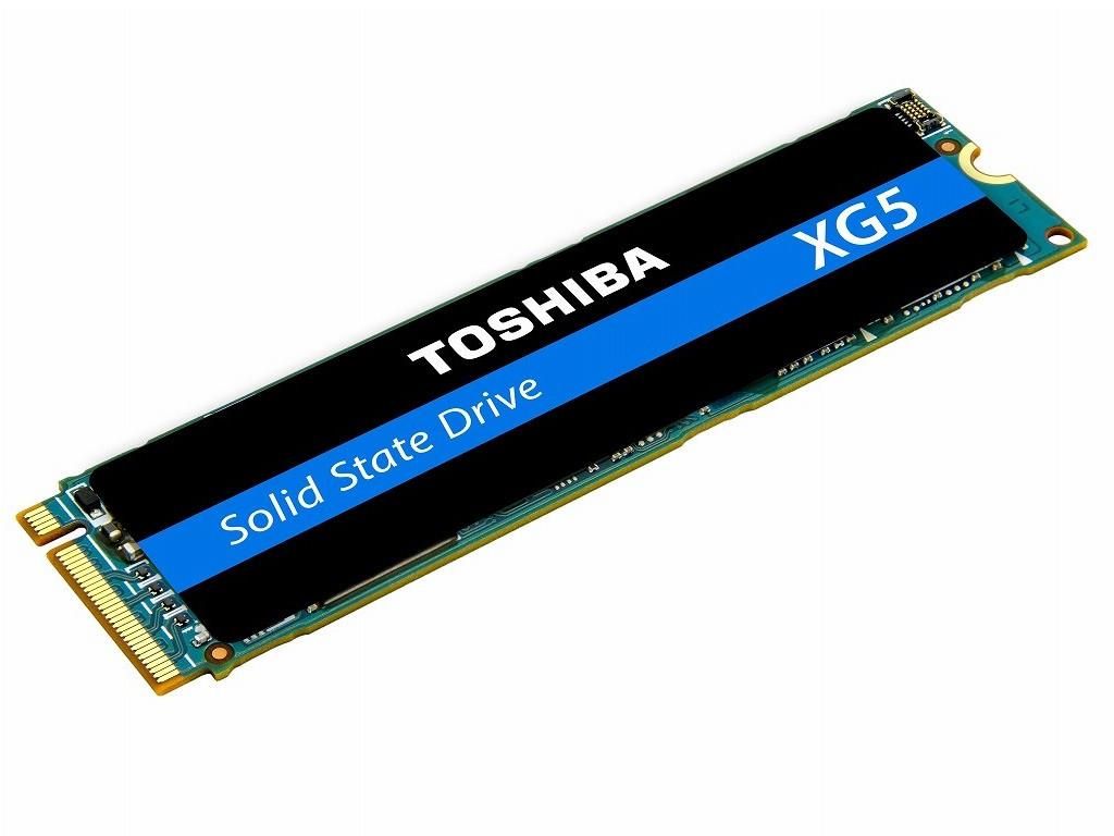 Toshiba Unveils the XG 5 M 2 Performance NVMe SSD | TechPowerUp
