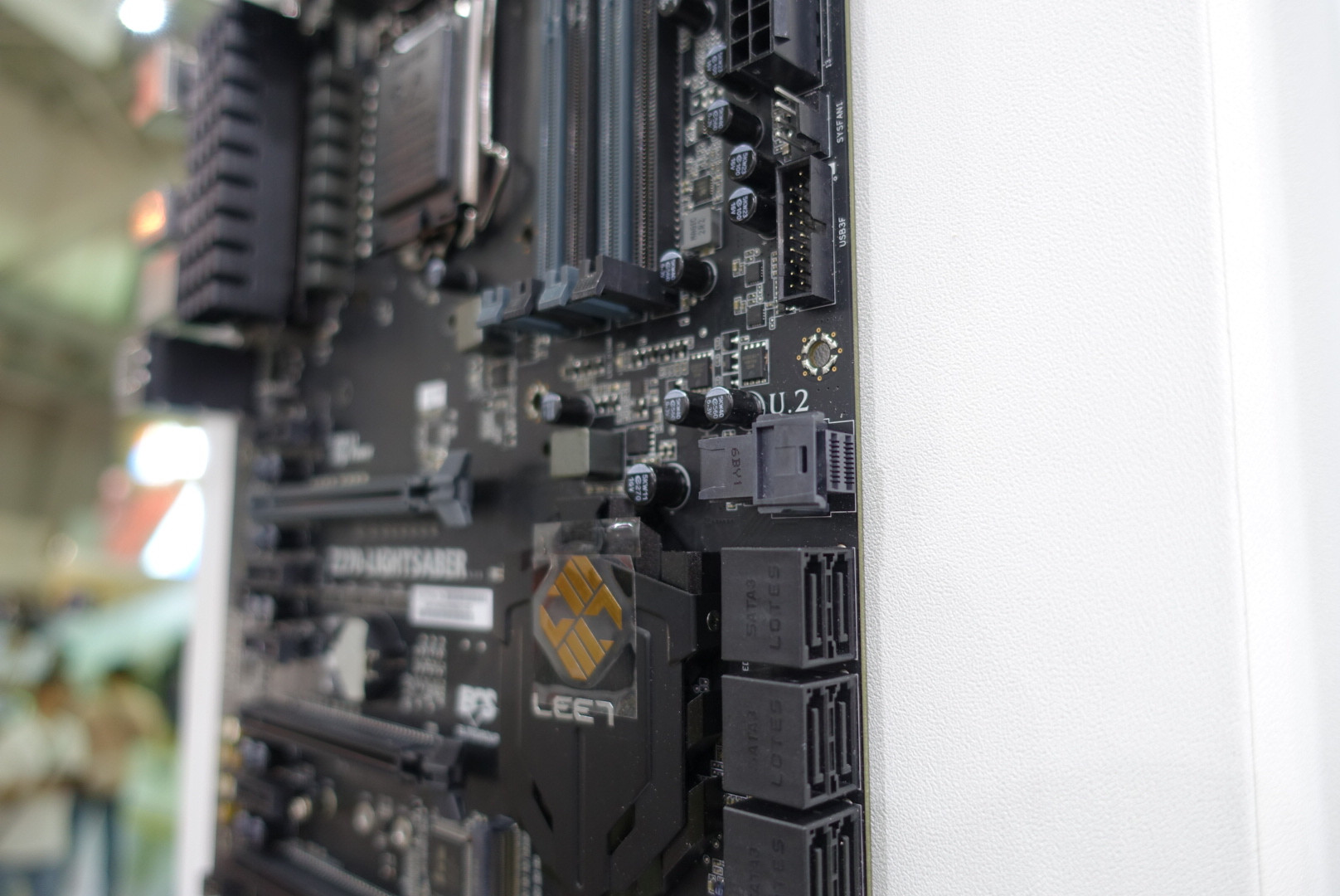 ECS Showcases Eight Different Motherboards at Computex 2017